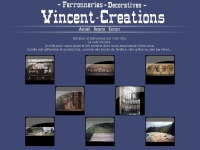Ferronneries-vincent-creations.fr