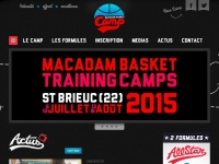 macadambasketcamp.fr