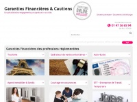 garantie-financiere-et-caution.com