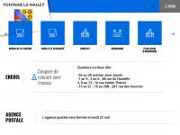 fontainelamallet.fr
