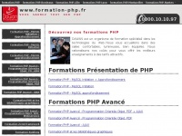 Formation-php.fr