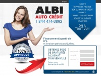 albiautocredit.com