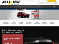 allianceautogroupe.com