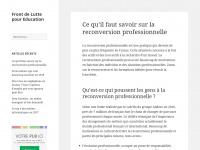 frontdeluttepourleducation.fr