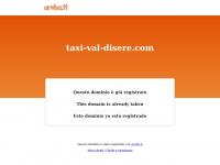 taxi-val-disere.com