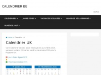 calendrier-be.be