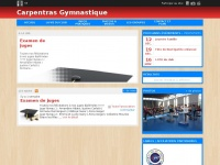 Carpentrasgym.fr