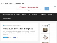 vacancesscolaires-be.be