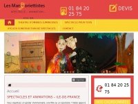 spectacles-et-animations.fr