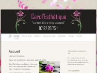 Carolesthetique-aix.fr