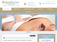 osteopathe-durival.fr