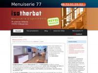 menuiserie77.net