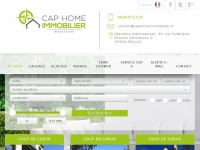 Caphome-immobilier.fr