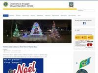 Clublionsst-agapit.org