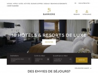 hotelsbarriere.com