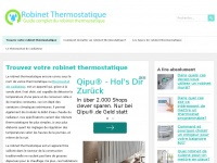 Robinetthermostatique.info