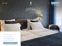 hotelcentralsaintgermain.fr