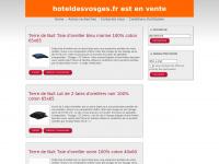 hoteldesvosges.fr