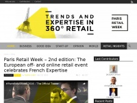 parisretailweek.com