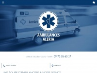 ambulances-aleria.fr