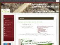 Agrochanvre-ecoconstruction.com