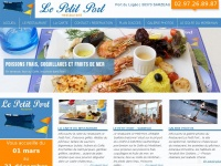 restaurant-lepetitport.com