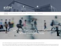 Arafdes-competences.fr