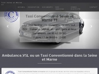 taxi-conventionne-seine-et-marne-77.fr