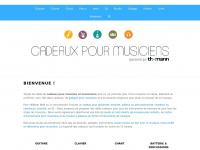 Cadeaux-pour-musiciens.com