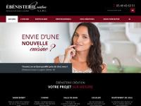 ebenisterie-creation.com