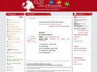 Clic-cote-emeraude.fr