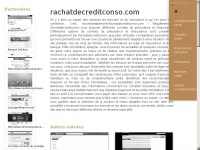 rachatdecreditconso.com