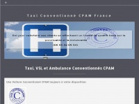 taxi-conventionne-cpam-france.fr