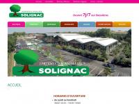jardinerie-solignac.com
