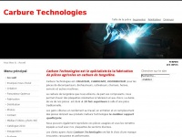Carbure-technologies.fr