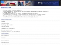 myprosoft.net
