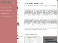 privatebusiness.fr