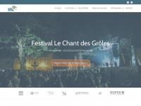 chant-des-groles.fr Thumbnail