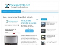 poeleapetrole.net