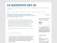 manifestedes30.com