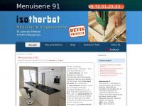 menuiserie91.com
