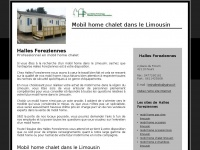 mobil-home-chalet-limousin.fr