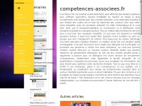 Competences-associees.fr