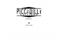 Piccadillyeditions.fr