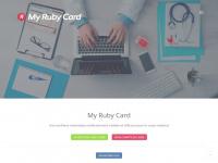 myrubycard.com