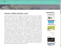 immo-villecomtal.com