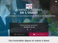 pompesfunebres-delouest.com