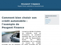 peugeotfinanceweb.wordpress.com