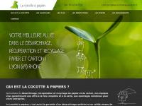 lacocotteapapiers.fr