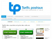 tarifspostaux.info
